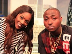 See What Tiwa Savage Did To Davido For Exposing Her Relationship With Wizkid