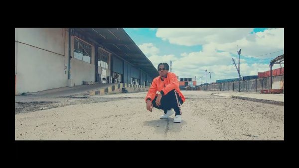 VIDEO: Ckay – Container