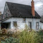 The Crone - Heritage Style Home, Victoria, BC, Canada