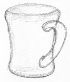 draw your mug refine the shape c rosinski