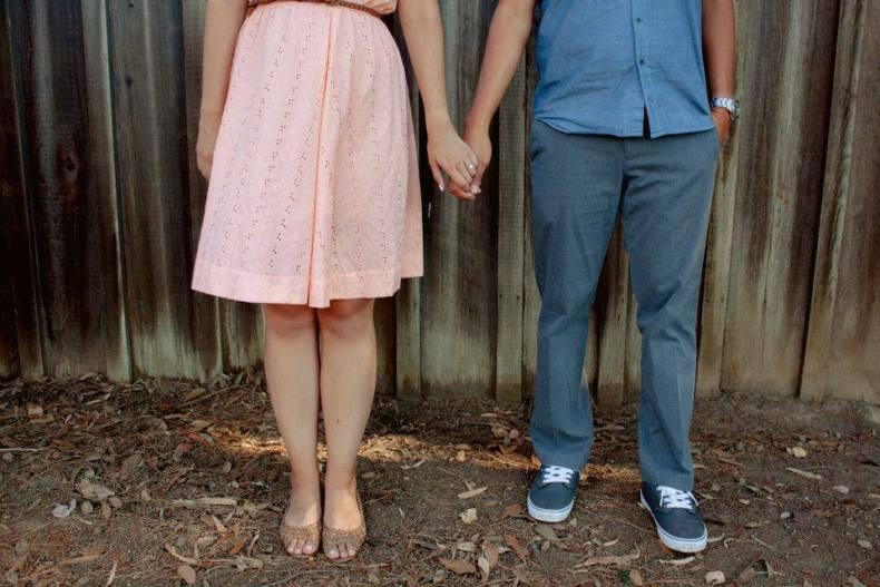 Love is Patient - April & Chris