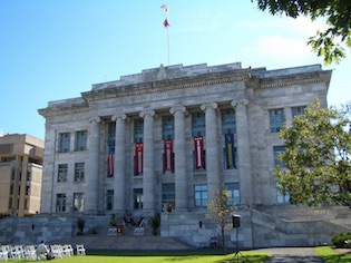 Gordon Hall of Medicine Harvard