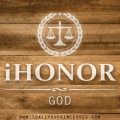 iHonor Series: God