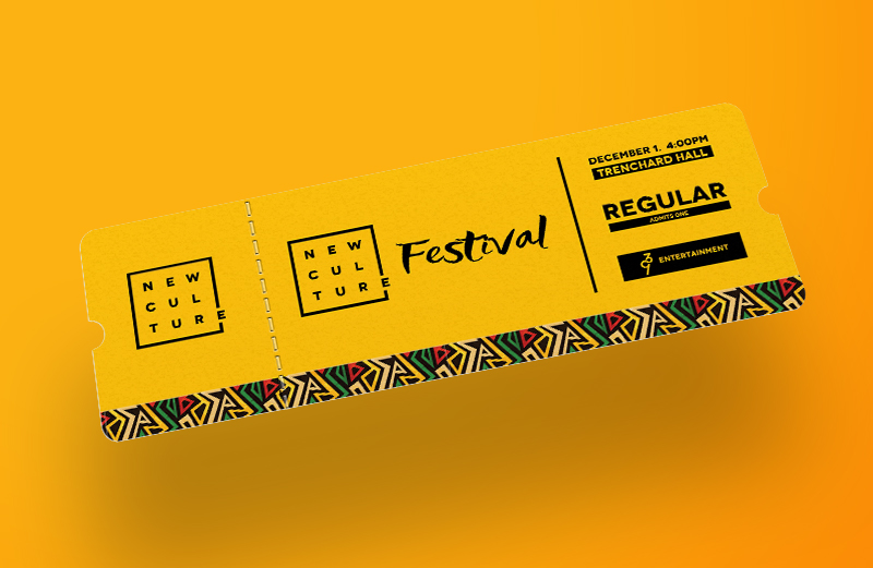 New Culture Festival by Toast Creative Studios