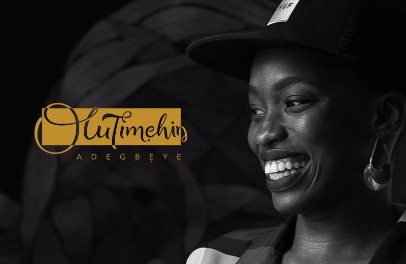 Olutimehin Adegbeye by Toast Creative Studios
