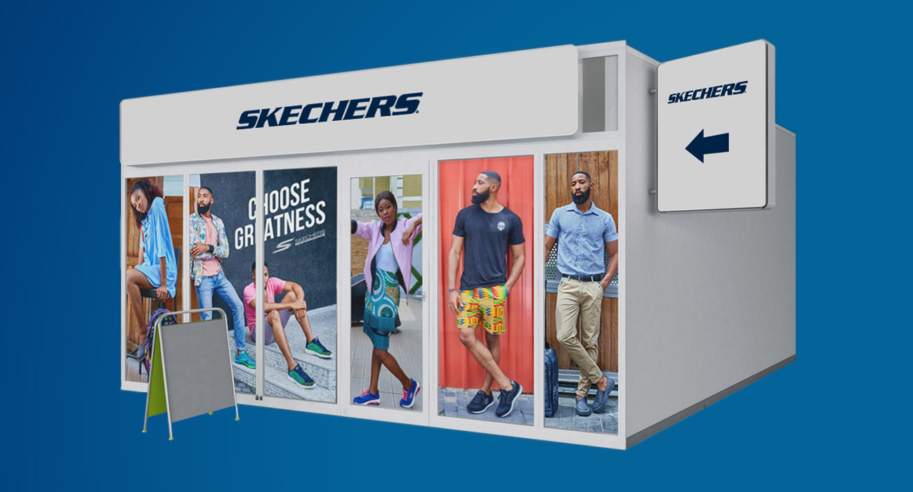 Skechers Store Front