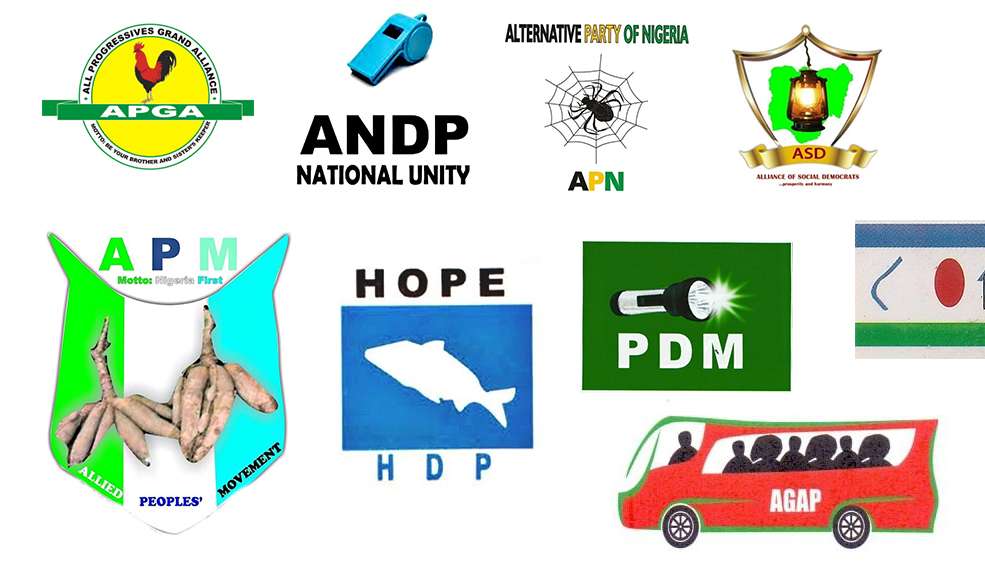 Nigerian Political Party Logo Feature
