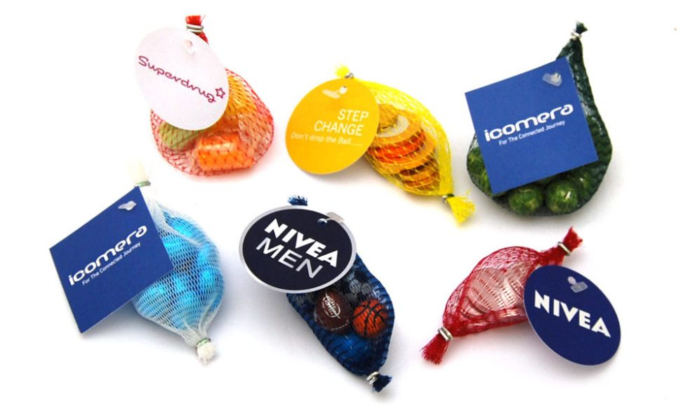 Creative ideas for promotional giveaways from Toast design ...