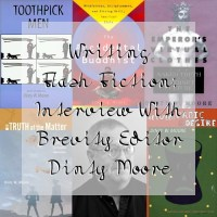 Writing Flash Fiction: Interview With Brevity Editor Dinty Moore