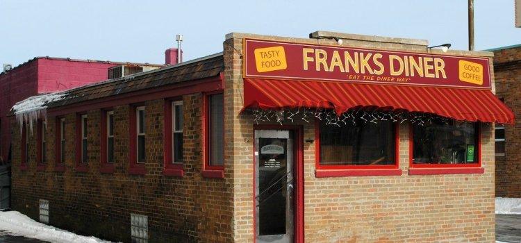 Franks Diner in Kenosha