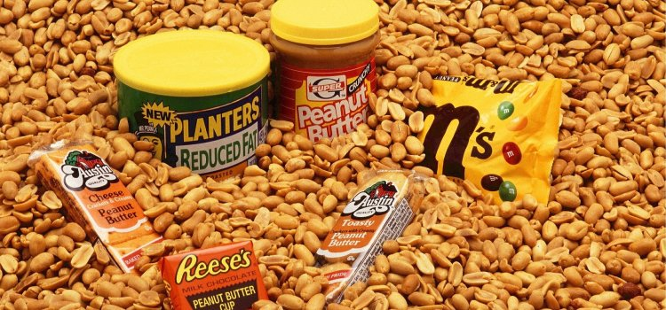 The History of Peanut Butter