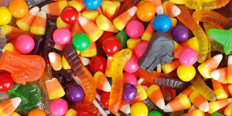 Candy Graveyard
