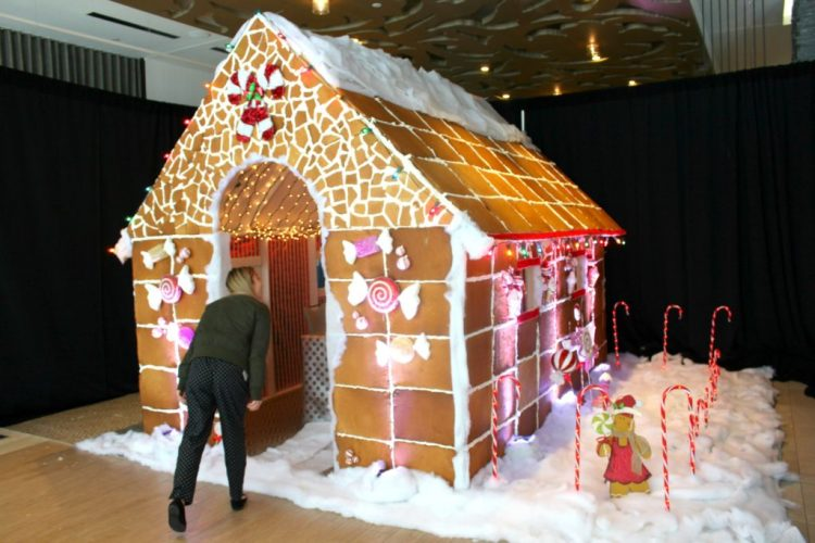 History of Gingerbread Houses