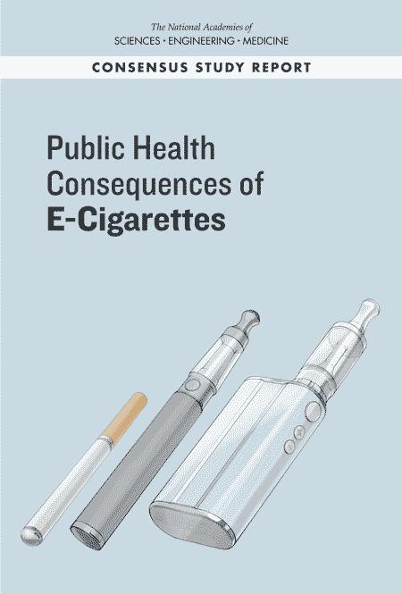 E-Cigarettes Are Saving Lives