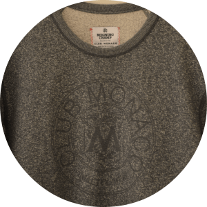 Club Sweater Rounded