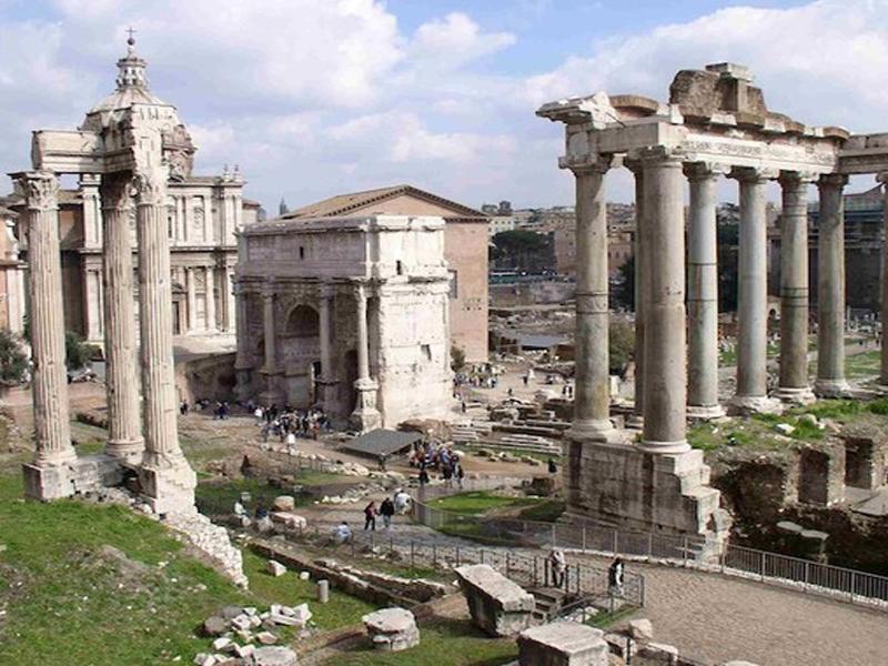 Roman Archeology