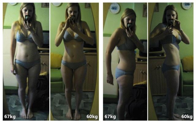 Proměna -7kg