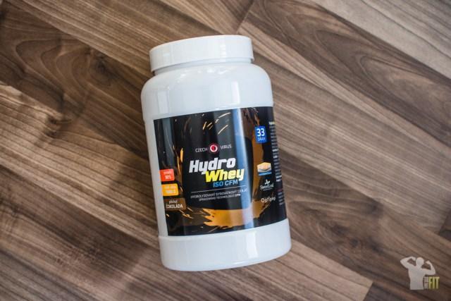 Hydro Whey ISO CFM protein od Czech Virus