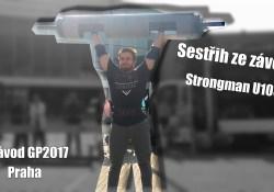 Strongman Praha 2017 - Roman Grigar