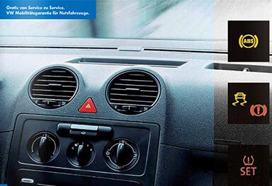 Gestaltung zur Kundenbindung | VW Nutzfahrzeuge