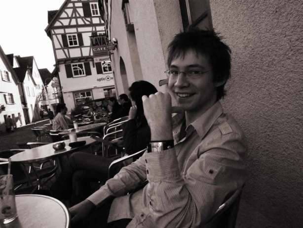 Tobi @ BC - Credits: Resi