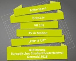 Medienprojekte 2018