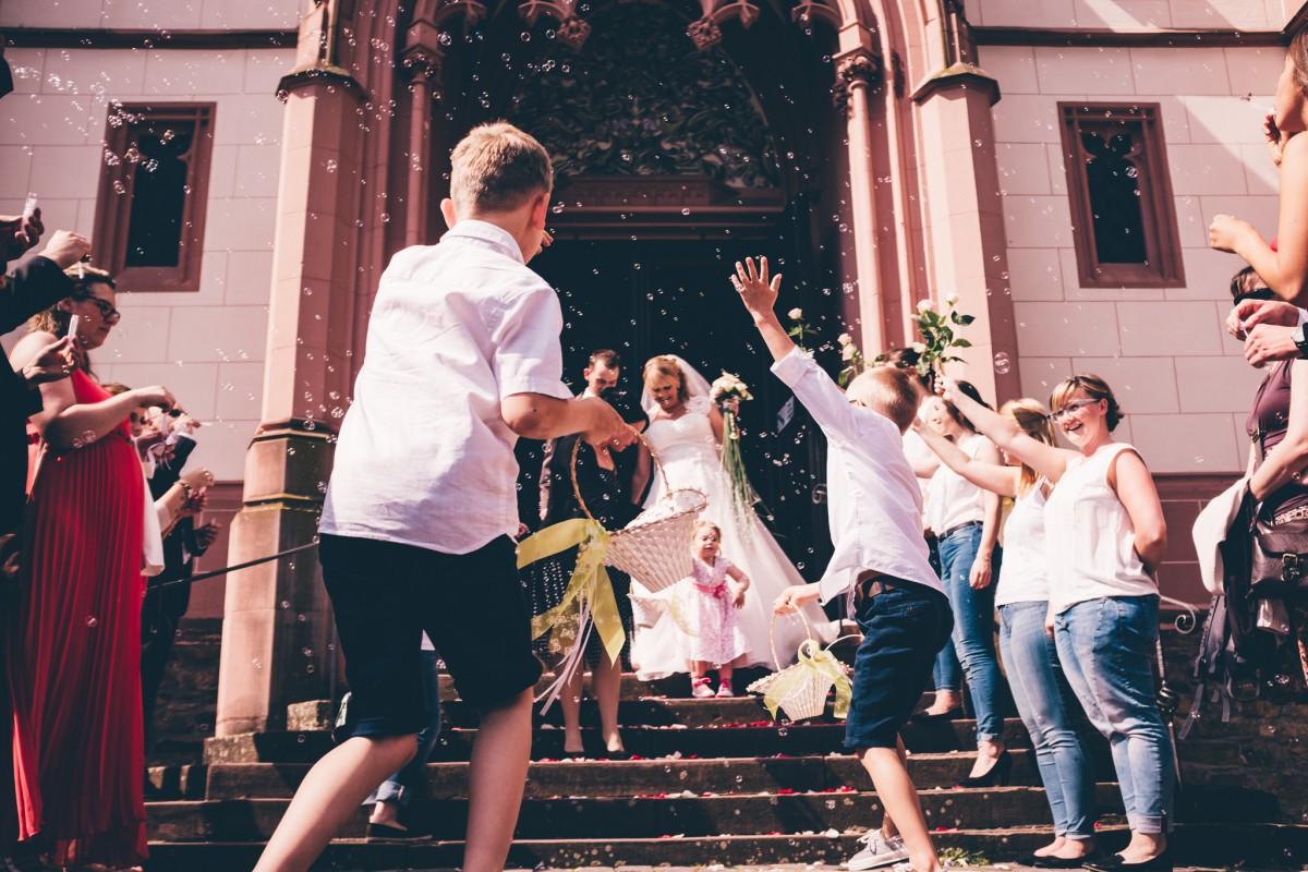 Hochzeit von Ina und Martin
