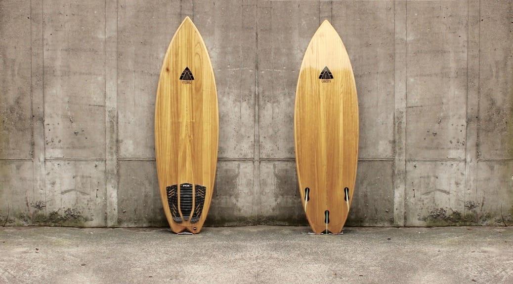 neue fotos vom kite surfboard 5 8 39 aus paulownia wooden surfboards. Black Bedroom Furniture Sets. Home Design Ideas