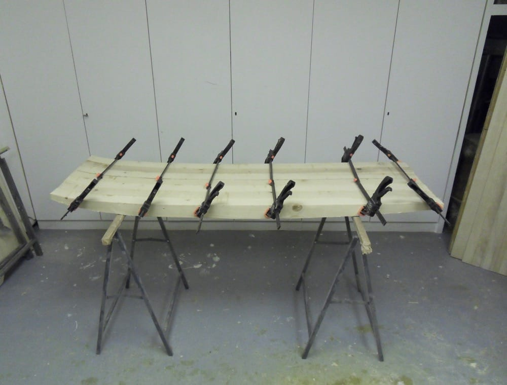 surfboard aus fichtenholz ein diy experiment wooden surfboards. Black Bedroom Furniture Sets. Home Design Ideas
