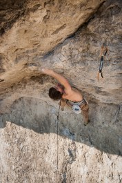 Power of Love, 7b+ Frankenjura