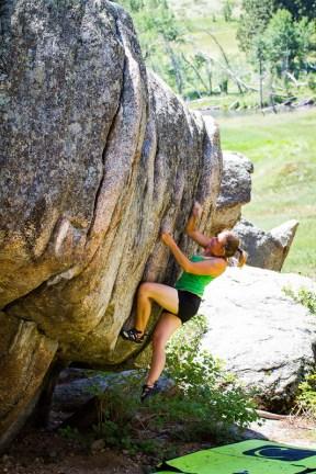 unknown Boulder, Estes Park