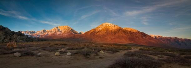Sunrise Mount Tom