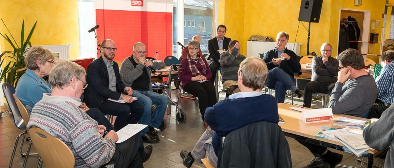 Kreisparteitag der SPD