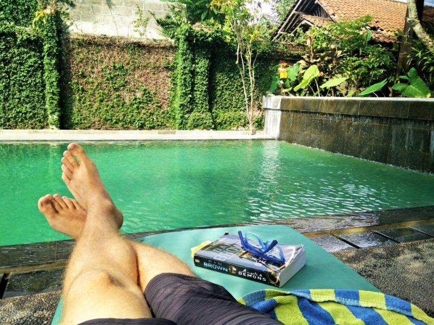 Pool in Ubud