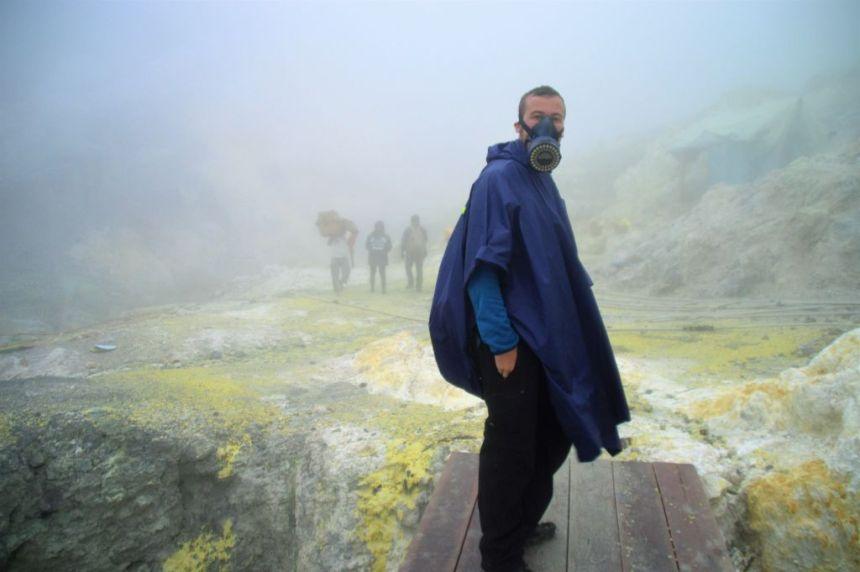 Mount Ijen - Im Krater