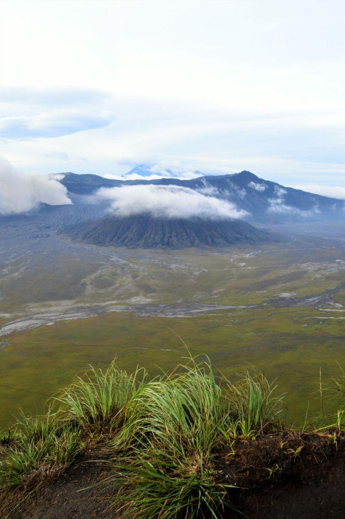 Mount Bromo - Vulkanlandschaft