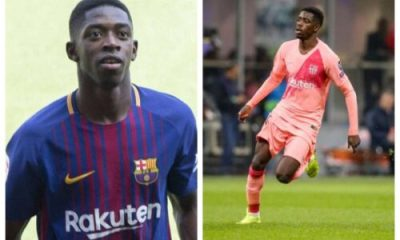 Barcelona bans Ousmane Dembele from switching off his phone lailasnews