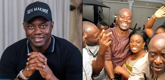INEC Declares PDP's Seyi Makinde Winner Of Oyo State Governorship Election