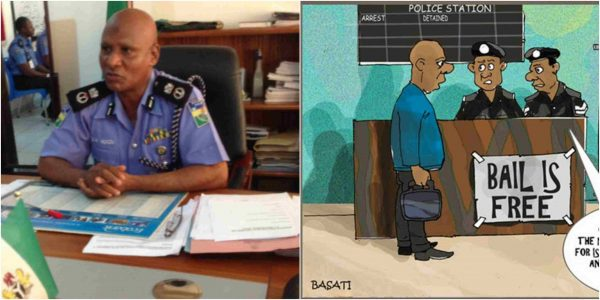Any policeman that takes money for bail is a kidnapper - CP, Lagos lailasnews 2