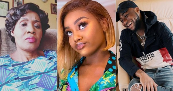 Chioma due to give birth for Davido next month - Kemi Olunloyo lailasnews