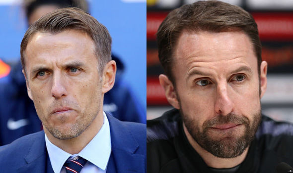 Gareth Southgate And Phil Neville To Take 30% Pay Cut to their salaries