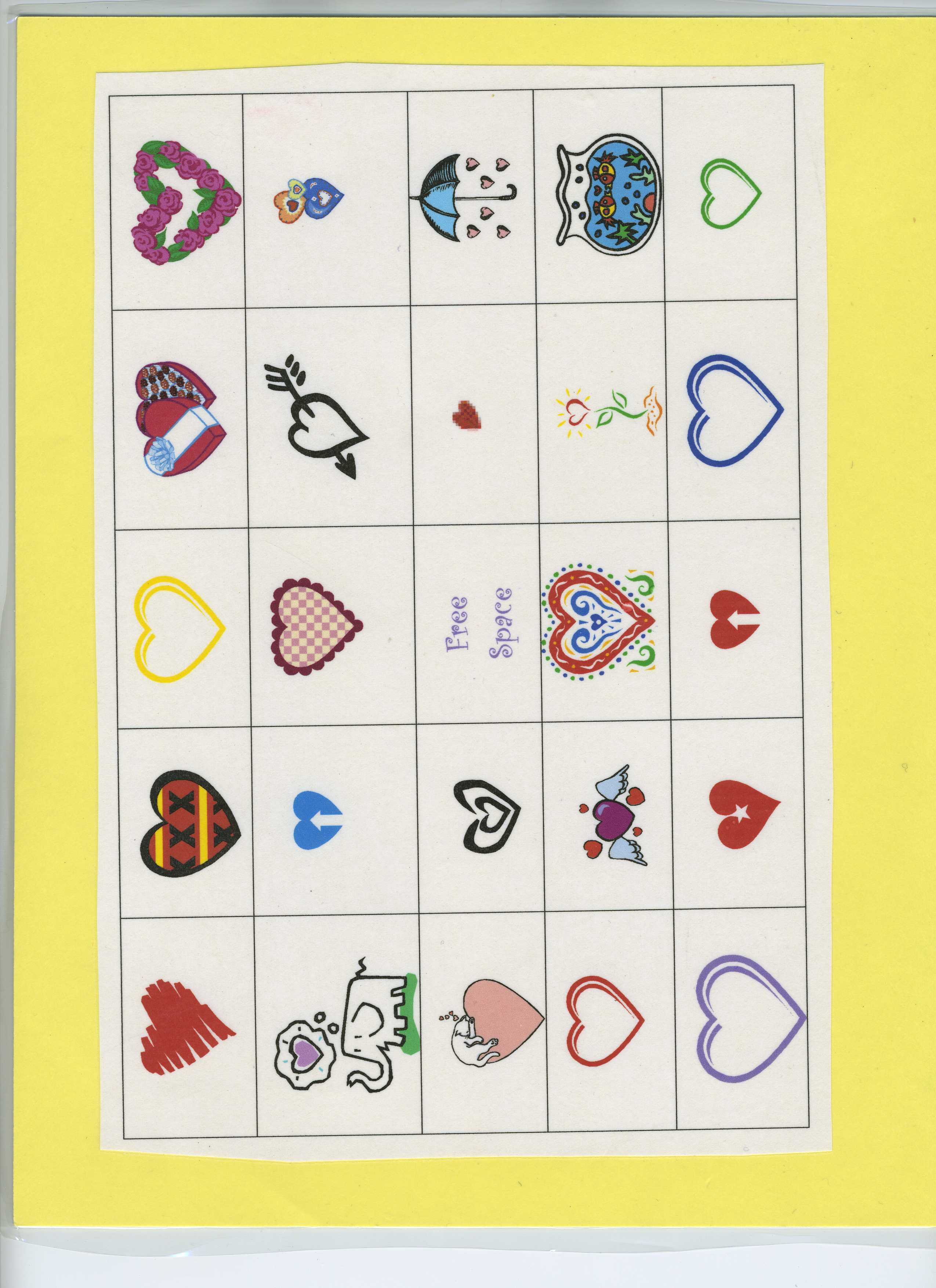 Speech Therapy Tool Box Valentine S Day