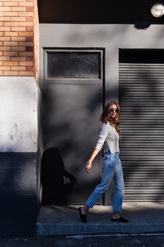 The best fall denim by Kiara of TobruckAve