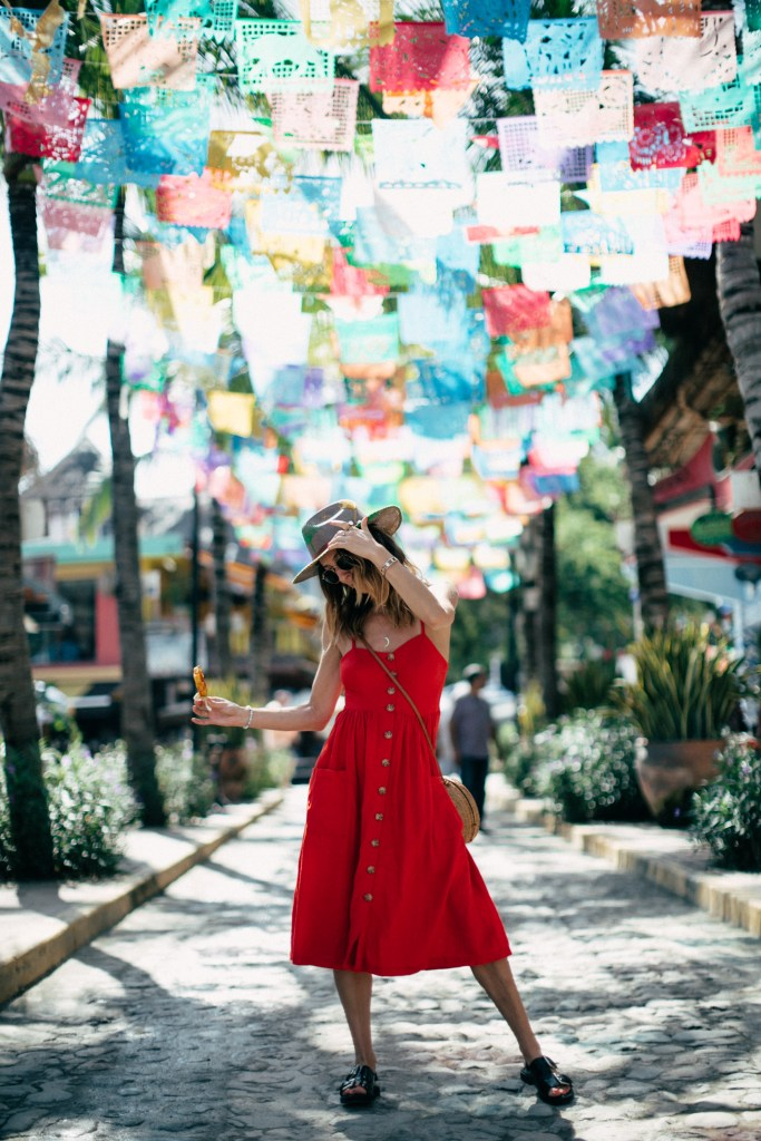 Red Urban Outfitters Dress