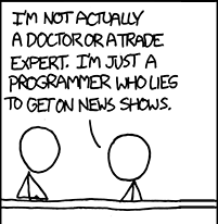 xkcd: Trade Expert