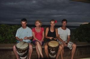 Drumming Crew