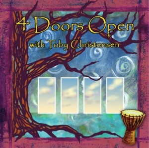 Toby Christensen's 4 Doors Open CD