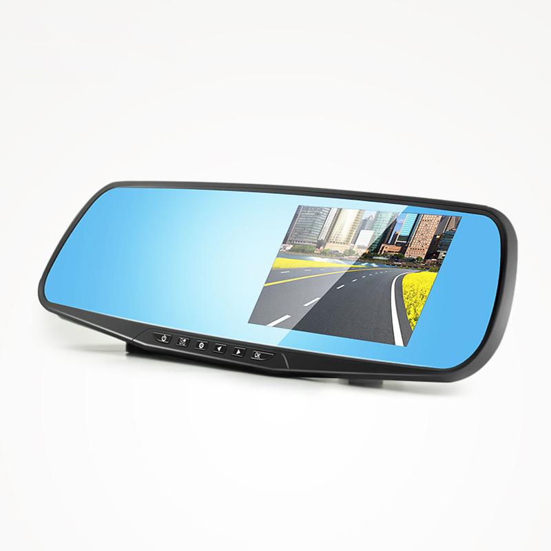 DVR Rearview Mirror TFT 4.3, DVR 4.3