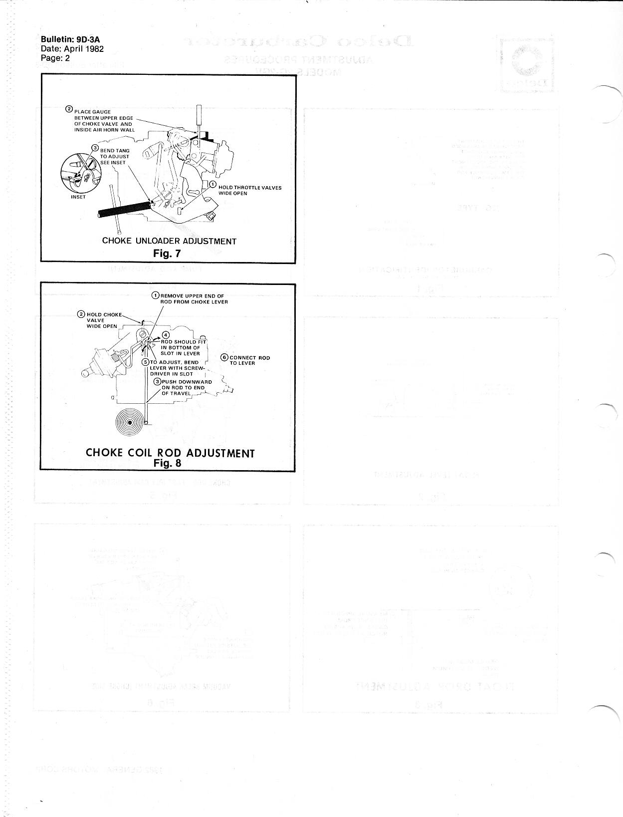 Rochester 2 Jet Carburetor Manual