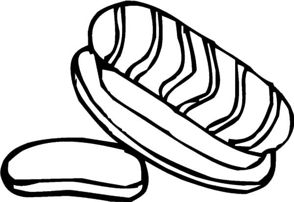 bread  meat coloring pages  best place to color
